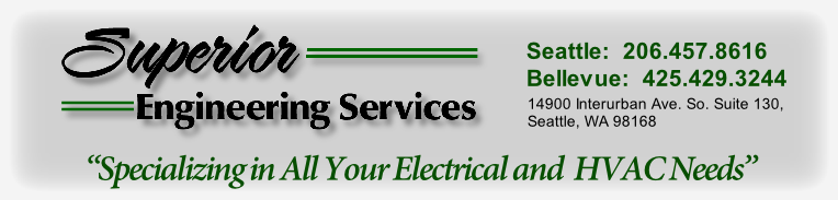 """Specializing in All Your Electrical and  HVAC Needs"""